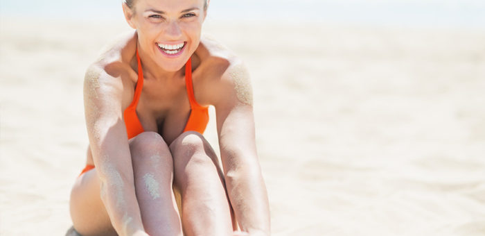 Načerpejte sluníčko, energii a vitamín D!